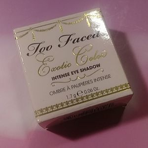 PICK 2 FOR 20 TOO FACED EXOTIC COLOR EYESHADOW